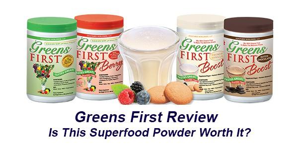 Greens powder reviews