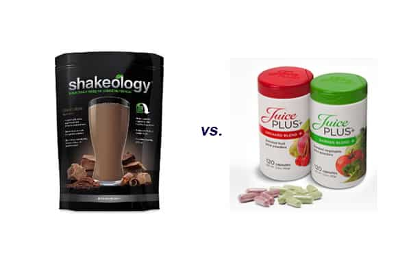 Juice Plus vs Shakeology An Unbiased Comparative Review