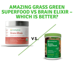 Amazing Grass Green Superfood vs Brain Elixir – Which Is Better?