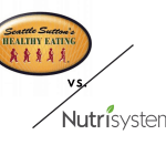 Seattle Sutton vs Nutrisystem (UPDATED after 6 Months): Which One Should You Choose?