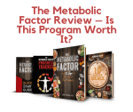 The Metabolic Factor Review – Is This Program Worth It?