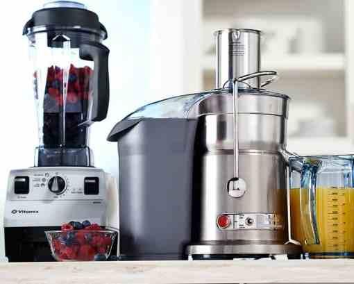 blender vs juicer