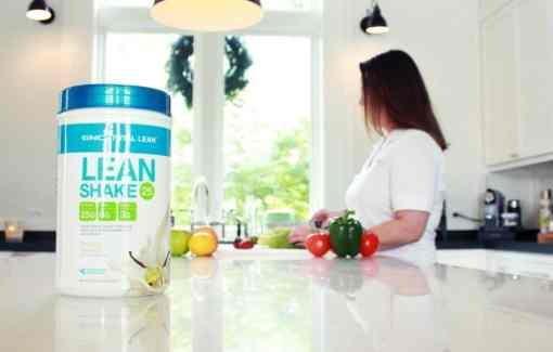 lean shake