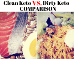 Clean Keto vs Dirty Keto Compared – Making The Right Choice