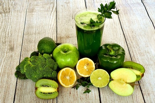 GREENS health benefits