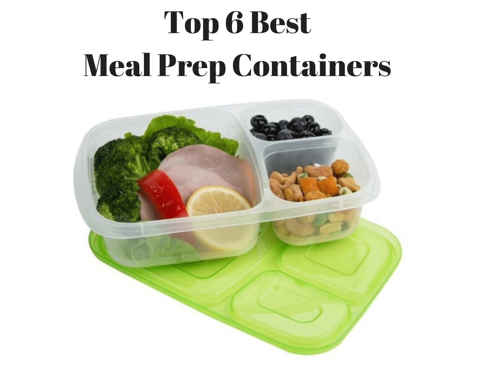 The Best Meal Prep Containers For Dieting