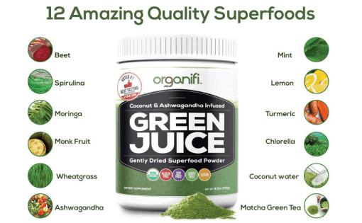 organifi green juice superfood