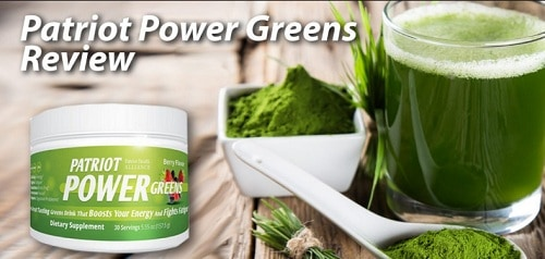 power patriots greens review