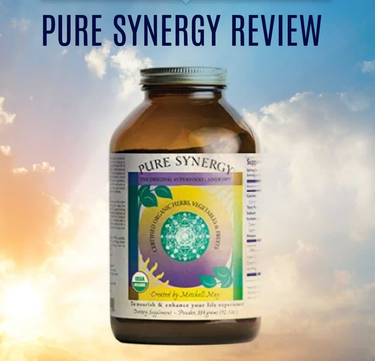 pure synergy superfood REVIEW