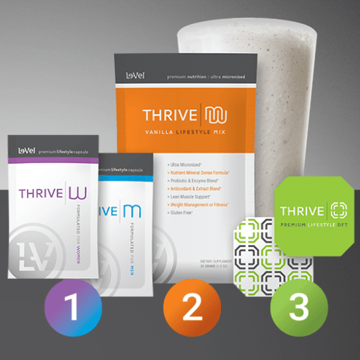 thrive shakes