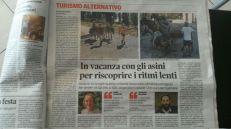 Altratoscana in Il Tirreno
