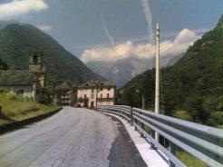 Motorradtour Valle Antrona