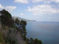 Küste bei Agropoli