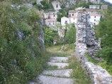 Senerchia - Aufstieg zur Burg