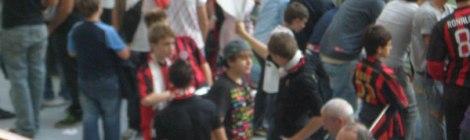 AC Milan Sampdoria Genoa 3:0