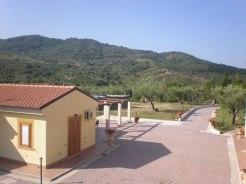 Elios - Blick von unserer Terrasse