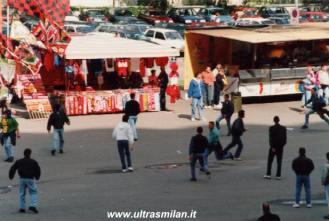Milan Lazio 94/95