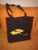 a cab Stoffbeutel
