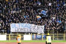 """Ultras for Homeless"" Curva Nord Inter"