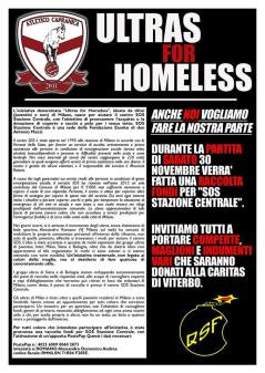 Flyer Atletico Capranica