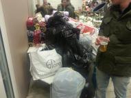 Spendensammlung Bologna