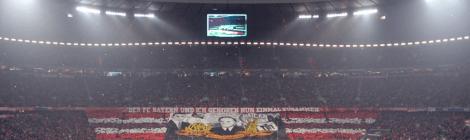 Coreografia Bayern