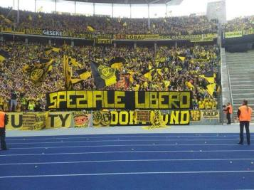 Borussia Dortmund in Berlin