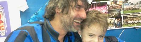 Claudio Galimberti, Bocia