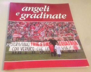 Angeli e Gradinate - Curva Furlan Trieste