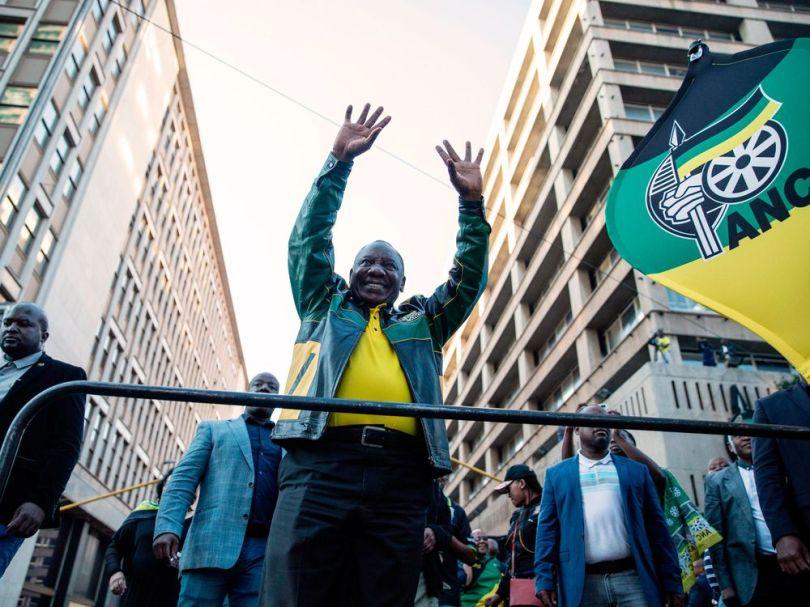 crescita e deficit sudafrica