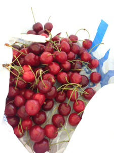 bag-of-red-cherries-in-white-bag