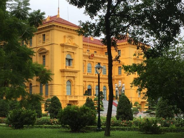 Yellow-Hanoi-Presidential-Palace-Hanoi