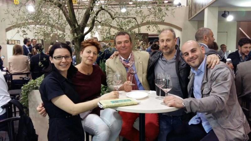 Un muro ha diviso al Vinitaly le Marche del vino