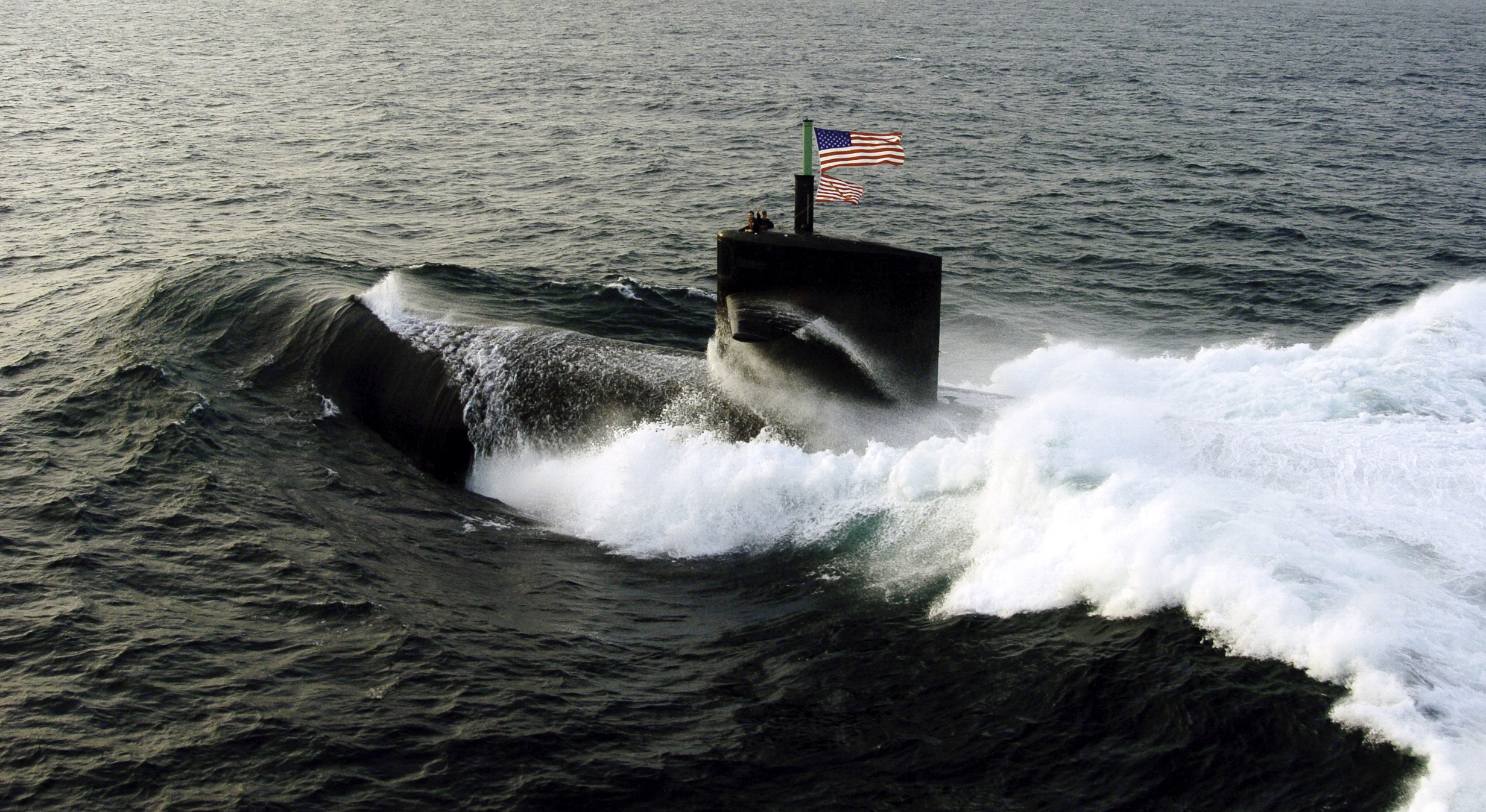 US Navy Submarine