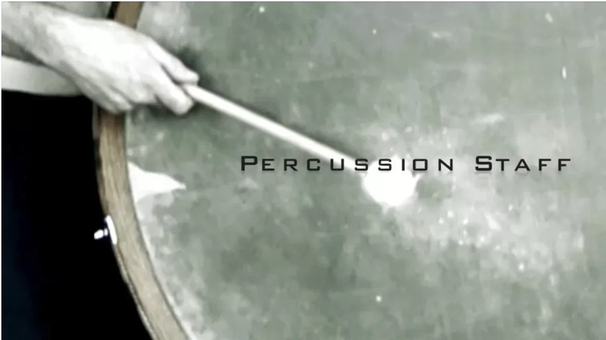 percussion-staff