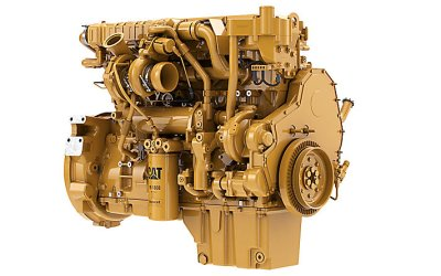 C13 ACERT Tier 4 Diesel Engine Tuned