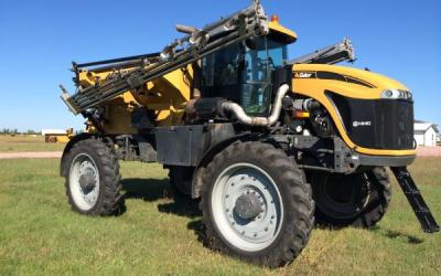 Rogator RG1300 ECU Tune and AdBlue Delete