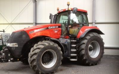 Case IH Magnum 260 Tuned To 300hp