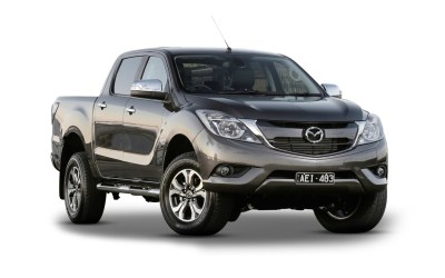 Mazda BT50 3.2 TDCI Stage 1 Tune
