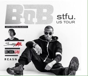 BoB tour flyer