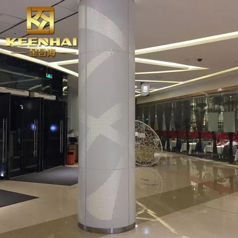 Building Interior Structural Stainless Steel Decorative