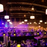 Iluminação lustres jantar de gala