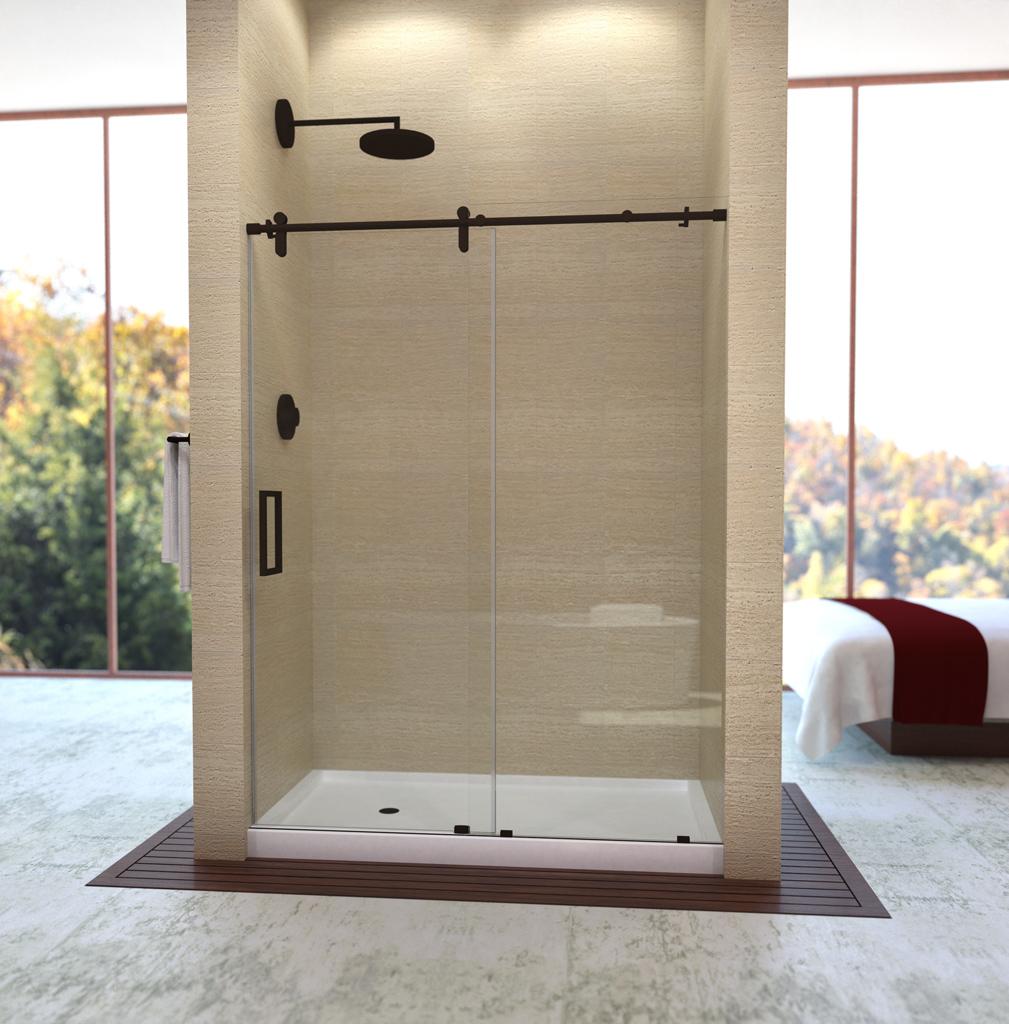 Proline Sliders Alumax Bath Enclosures