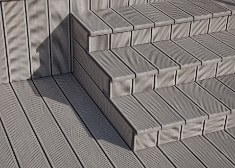 Escalera-WPC