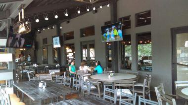 nueva terraza -restaurante 360