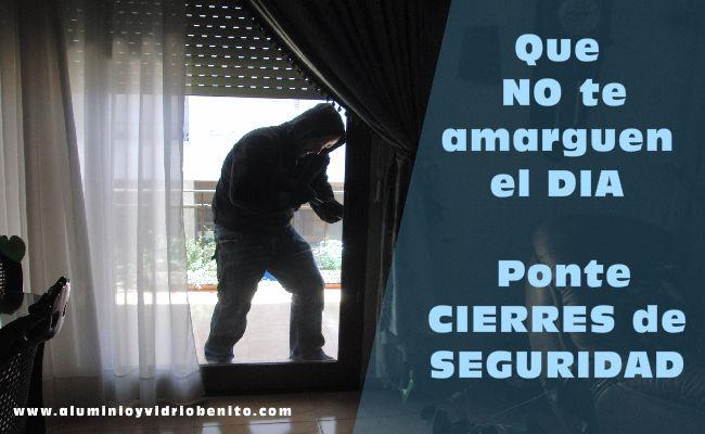 Seguridad para ventanas y puertas