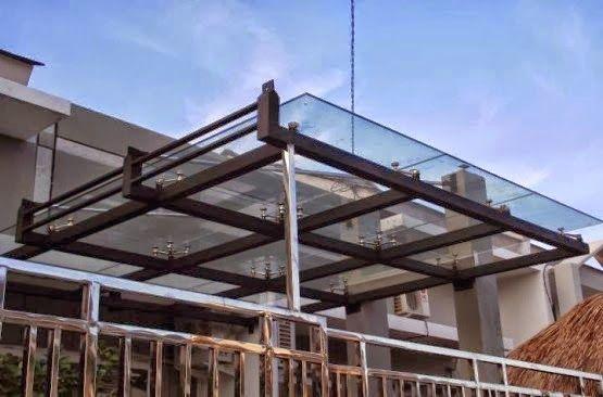 Model Kanopi Teras Depan Rumah Terbaru