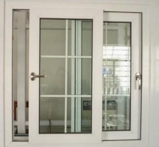 gambar pintu geser aluminium untuk rumah
