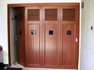 Model Pintu Lipat Minimalis