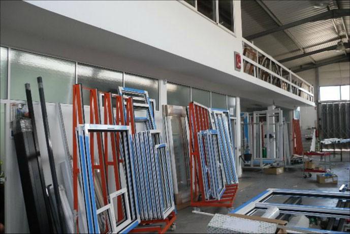 Aluminium Nuno Menuiserie Porte Fenetre Portail Presentation